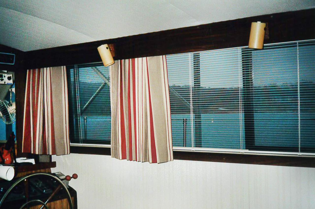 Boat Blinds Carney's Window Coverings