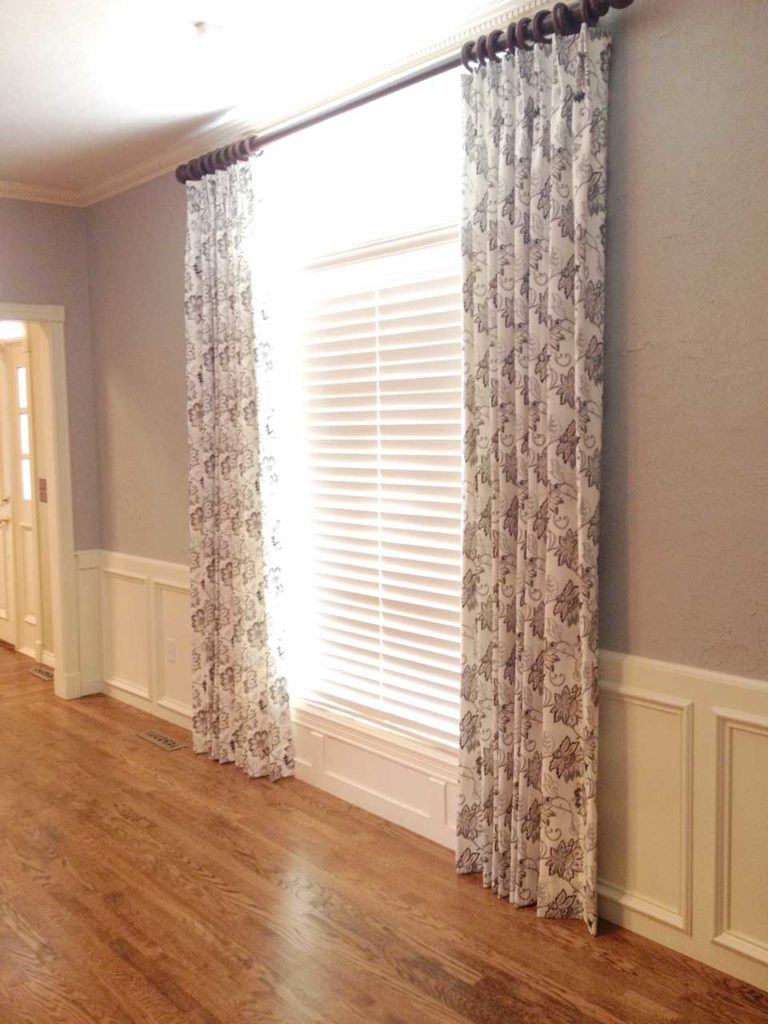 Draperies by Carney Windows