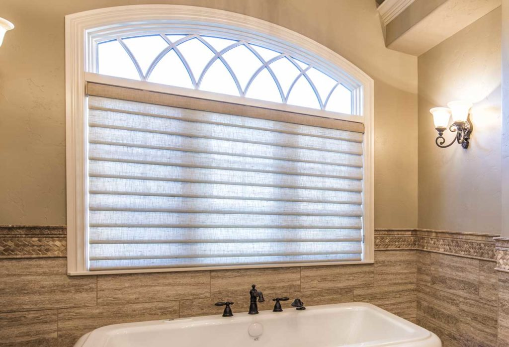 Blinds by Carney Windows for Travis Miller Homes
